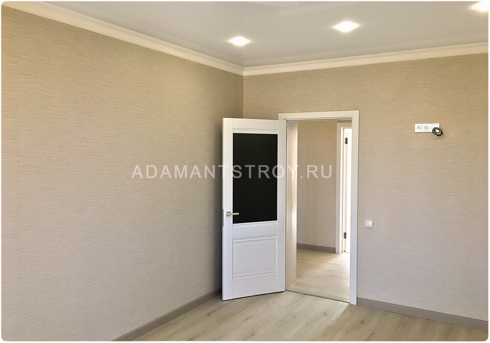 ремонт квартир в новостройке под ключ
